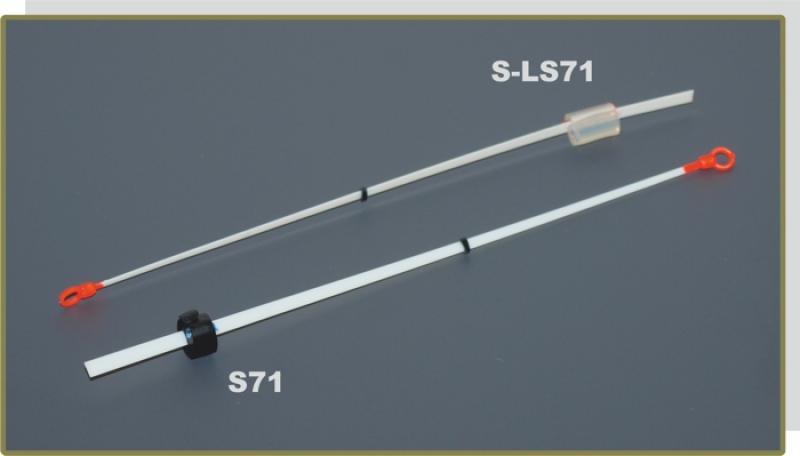 Nooguti NOD 71 160mm jäikus 0.5 (0.7-1.4g)(16)
