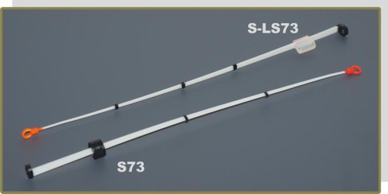 Nooguti NOD 73S 180mm jäikus 0.50 (0.50-1.5g)(20)