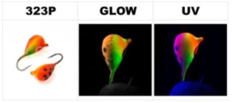 Mormishka DROP 1150 323P UV (5mm, 1.9g) (52)
