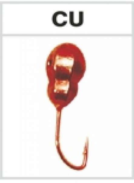 Mormishka ANT 3440 CU (4mm 0.9g) (25)