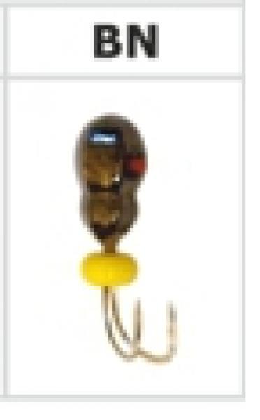 Mormishka GOAT - ANT K3430 BN (3mm, 0.42g) (95)