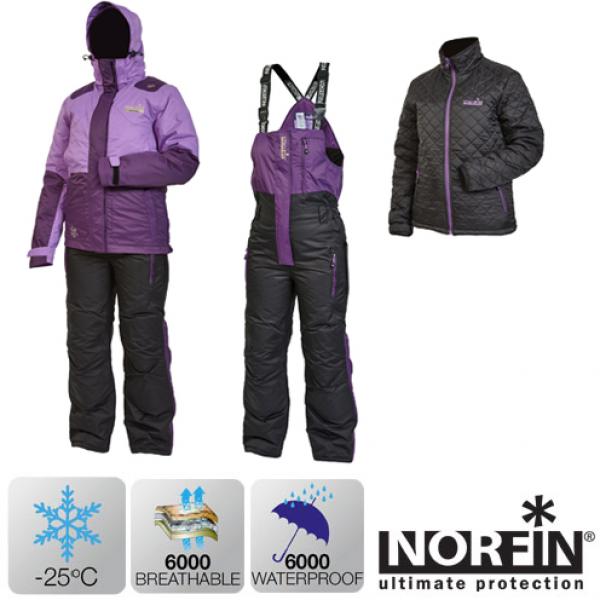 Talvekostüüm NORFIN KVINNA XS