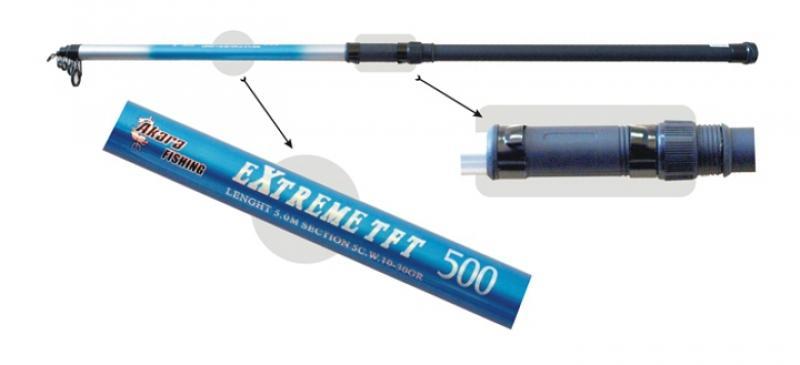 Käsiõng Extreme TFT Long 4m 10-30g 220g