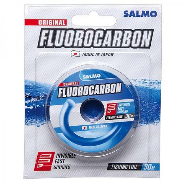 Tamiil Salmo Fluorocarbon 0.14mm 1.65kg 30m