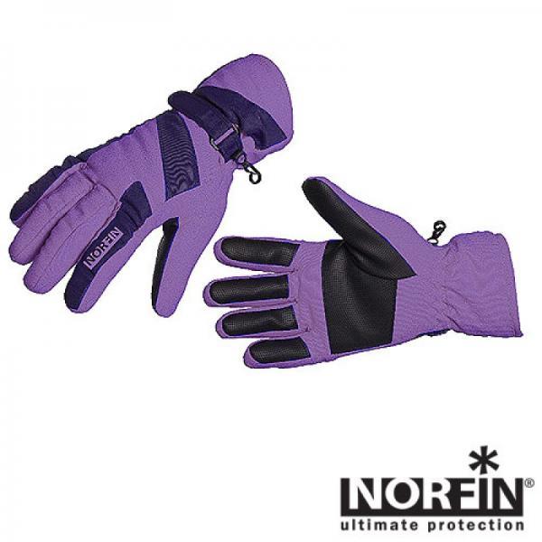 Sõrmkindad Norfin Windstop Violet L