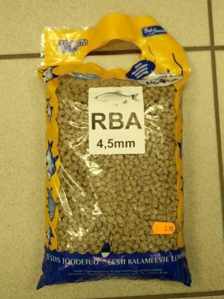 Graanul RBA 4.5mm 1kg