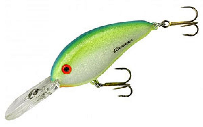 Bomber Fat Free Shad Guppy Citrus Sparkle 6.09cm/10.5g 1.3-2m
