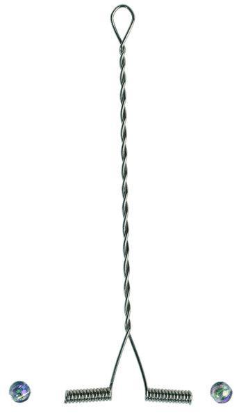 Lipsuhoidja Balzer 6cm 5tk koos pärlitega