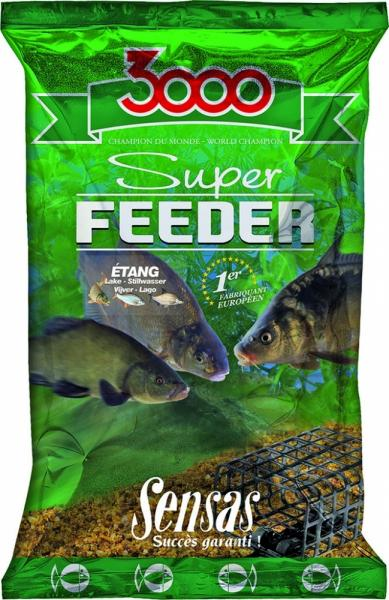 Sensas 3000 Super Feeder Järv 1kg