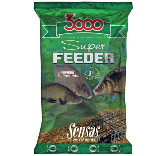Sensas 3000 Super Feeder Suur Kala 1kg