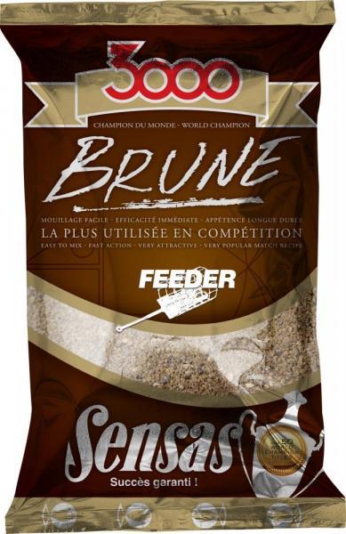 Sensas 3000 Feeder (pruun) 1kg