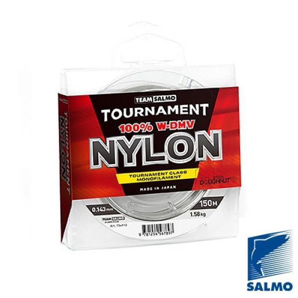Team Salmo Tournament Nylon 0.162mm 2.06kg 150m