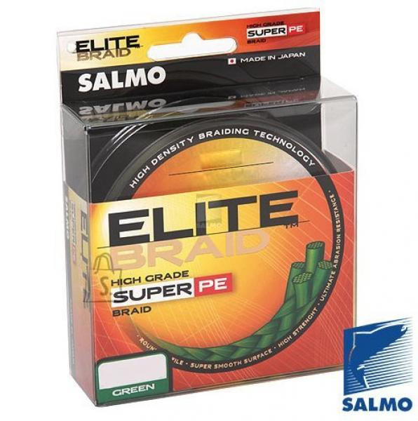 Nöör Elite Braid 0.33mm 26.10kg 125m roheline