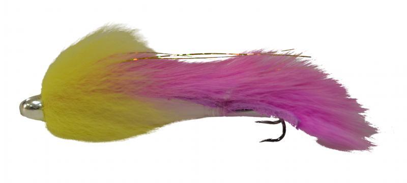 SpinTube North fast sink 14g kollane/roosa