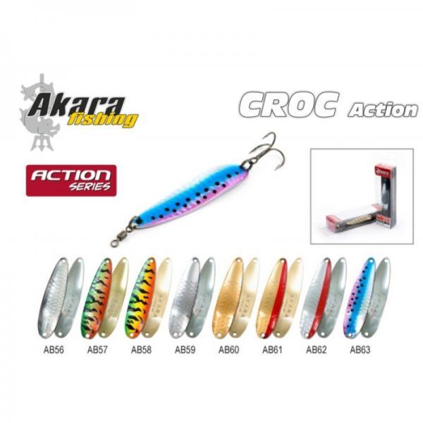 Akara Croc AB62 32g/85mm