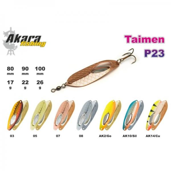 Akara Taimen AS 90mm/24g O7