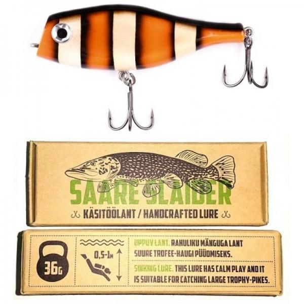 Saare Slaider SS09 Nemo 36g 110mm