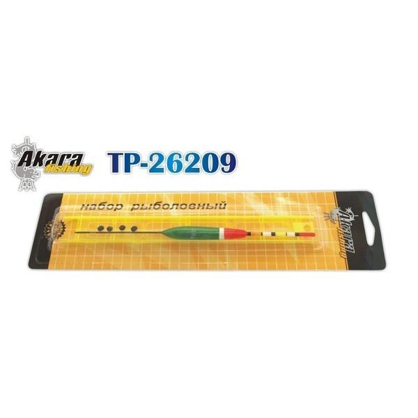 Ujukikomplekt TP-26209 (10m 2g)