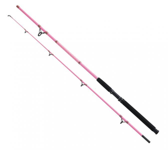 Pinkstick 270cm 25-60g roosa