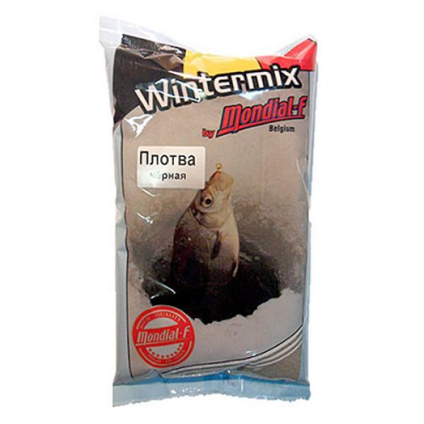 Peibutussööt Mondial F. Wintermix Särg must 1kg