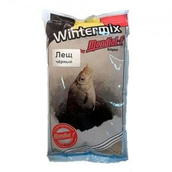 Peibutussööt Mondial F. Wintermix Latikas must 1kg