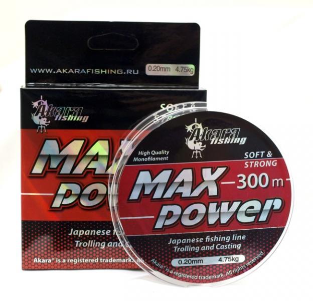 Tamiil Max Power 300m 0.40mm 14kg