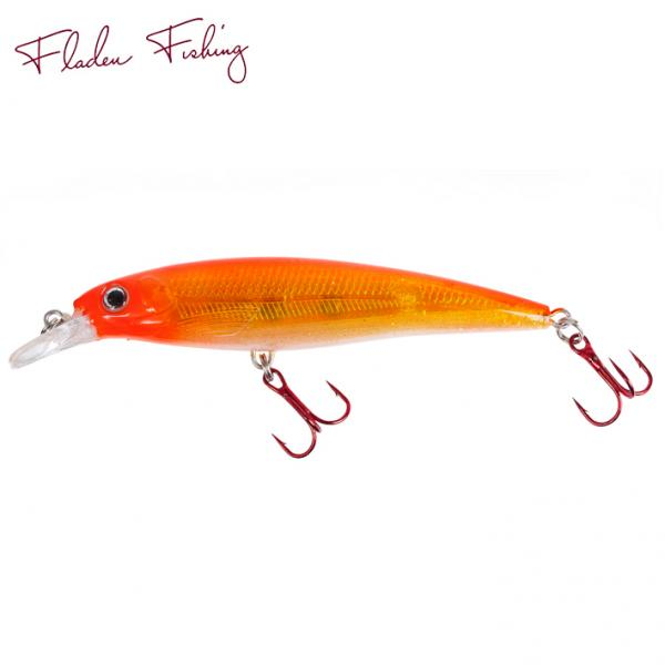 Warbird Minnow 11cm 12g orange/gold