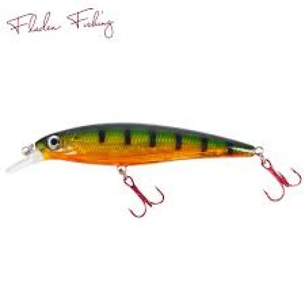 Warbird Minnow 11cm 12g perch