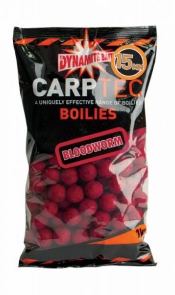 Boilid Carp-Tec Bloodworm 15mm 1kg