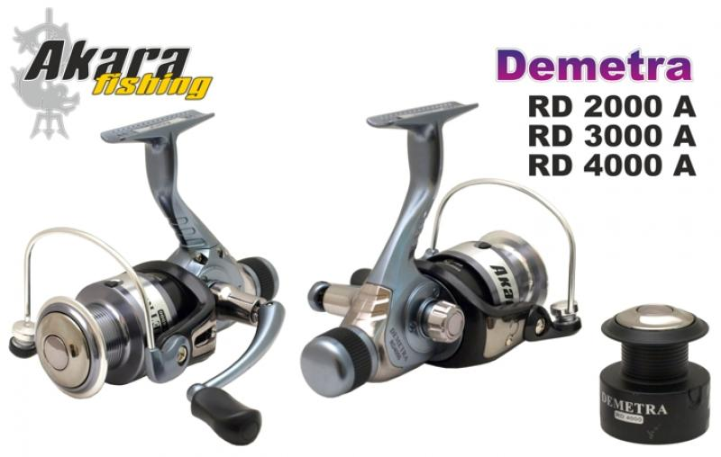 Akara Demetra RD-4000A (3+1bb 0.30/200mm/m 5.5:1)