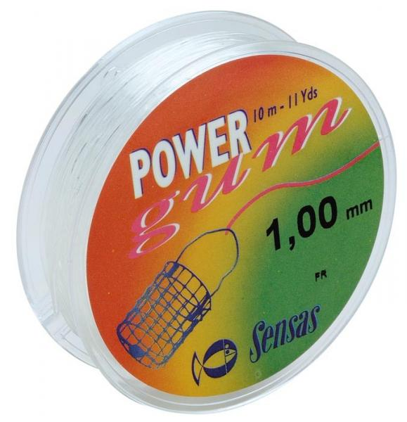 Sensas Power Gum 1mm 10m (feederkumm)