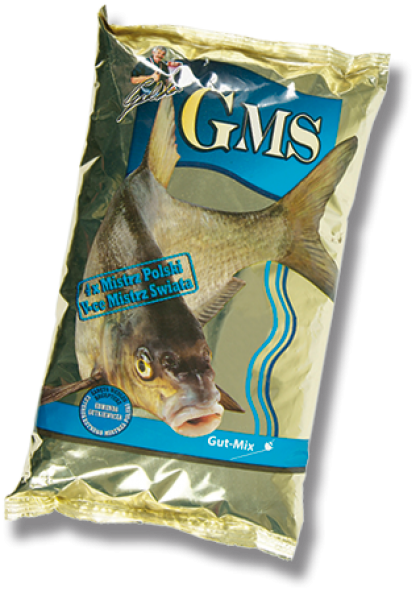 Gut-Mix GMS Black Roach (särg must) 1kg