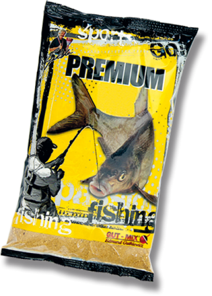 Gut-Mix Premium Carp (karp) 1kg