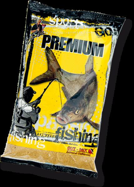 Gut-Mix Premium Tench & Crucian (linask, koger) 1kg