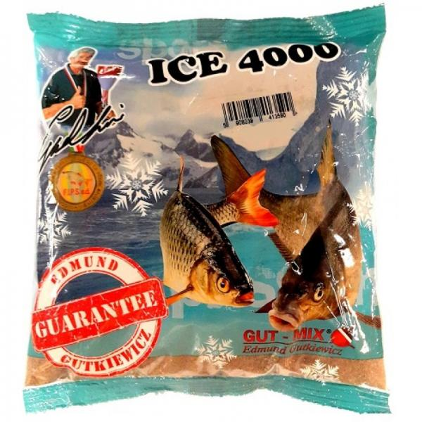 Gut-Mix Ice4000 Red Roach (särg punane) 500g