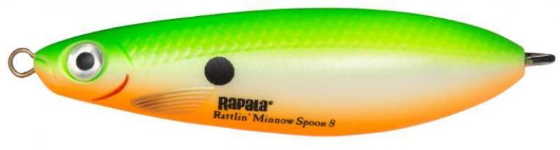 Rapala Rattlin' Minnow Spoon GSU 8cm/16g