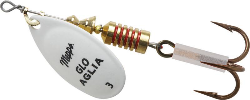 Mepps Aglia Fluo F #4 9.5g