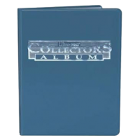 9-Pocket Blue Collectors Portfolio (navy)