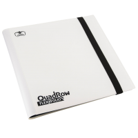 Ultimate Guard 12-Pocket QuadRow FlexXfolio White