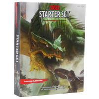 Dungeons & Dragons RPG - Starter Set