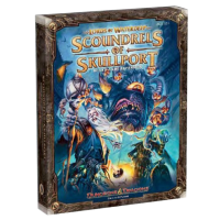 D&D - Lords of Waterdeep: Scoundrels of Skullport