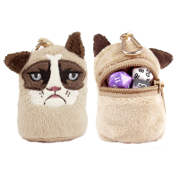 Dice Bag - Grumpy Cat