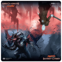 Duel Play Mat - Magic: The Gathering - Blessed vs Cursed Duel Deck