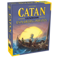 Catan: Explorers & Pirates™ Expansion