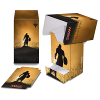 Full-View Deck Box with Tray - Magic: The Gatherng - Planeswalker: Gideon