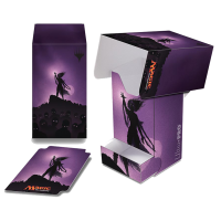 Full-View Deck Box with Tray - Magic: The Gatherng - Planeswalker: Liliana