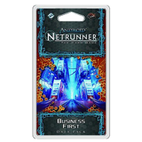 Business First (data pack) - Android: Netrunner