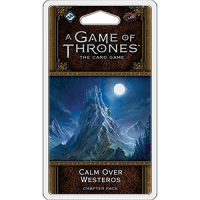 A Game of Thrones LCG 2nd Edition: Calm over Westeros Chapter Pack