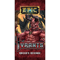 Epic Card Game: Tyrants Raxxa