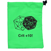 Dice Bag - Treasure Nest - Crit + 10!